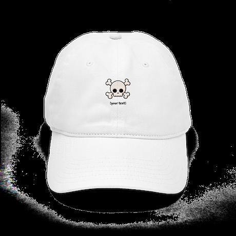 [Your text] Cute Skull Cap