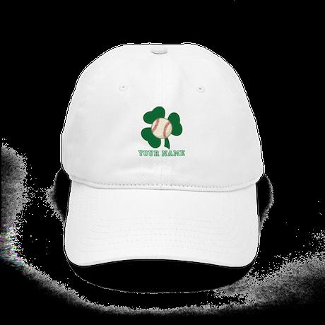 Personalized Irish Baseball Gift Cap