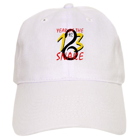 Year of the Snake 2013 Cap