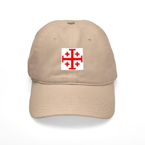 Crusaders Cross (Red) Cap