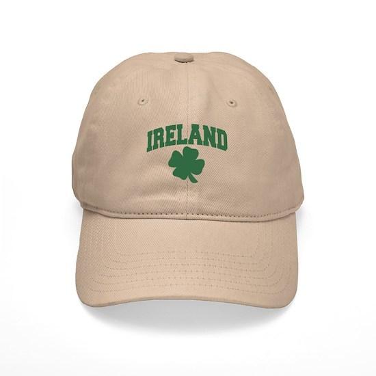 5b5760b62 Ireland Shamrock Cap