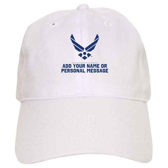 PERSONALIZED U.S. Air Force Logo
