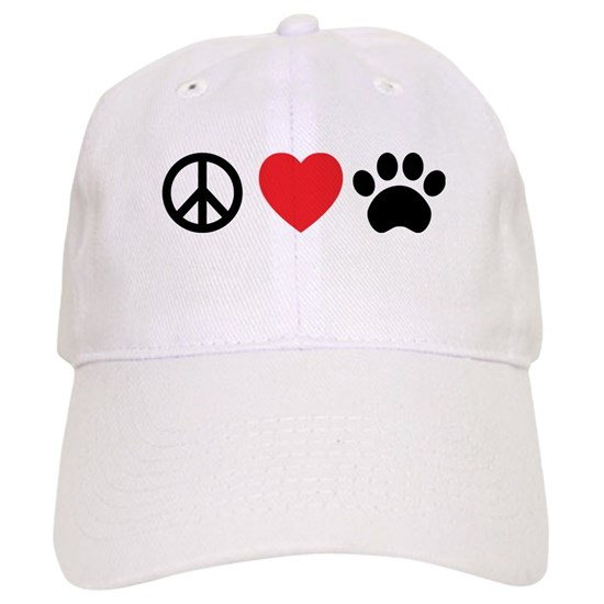 Peace Love Paw