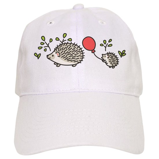 Baby Hedgehogs Red Balloon