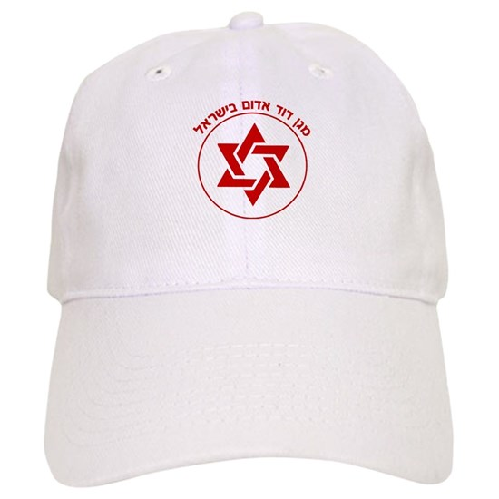 5b32420688c4 Magen David Adom Cap by Best_Military_and_Space_Products - CafePress
