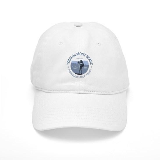 cb8d3fd2335d32 Tour du Mont Blanc Baseball Cap by GrayRider - CafePress