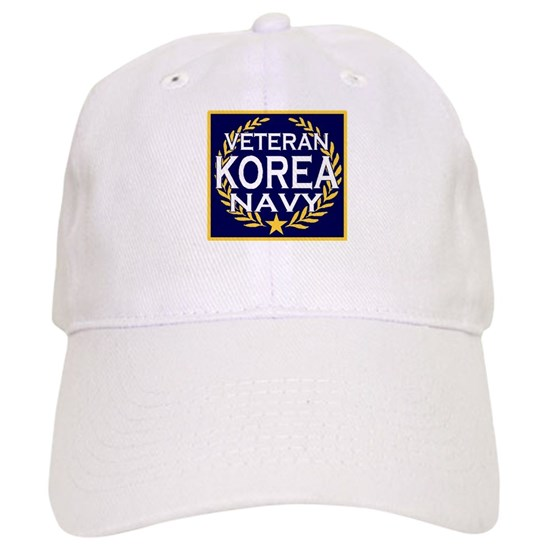 NAVY VETERAN KOREA Cap