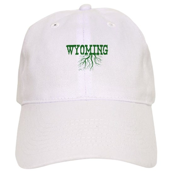 Wyoming Roots Cap