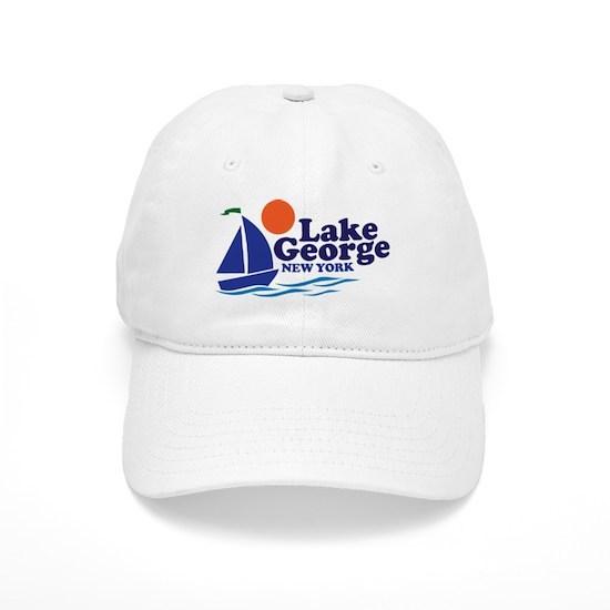 533c4e0695f Lake George New York Cap by albanyretro - CafePress