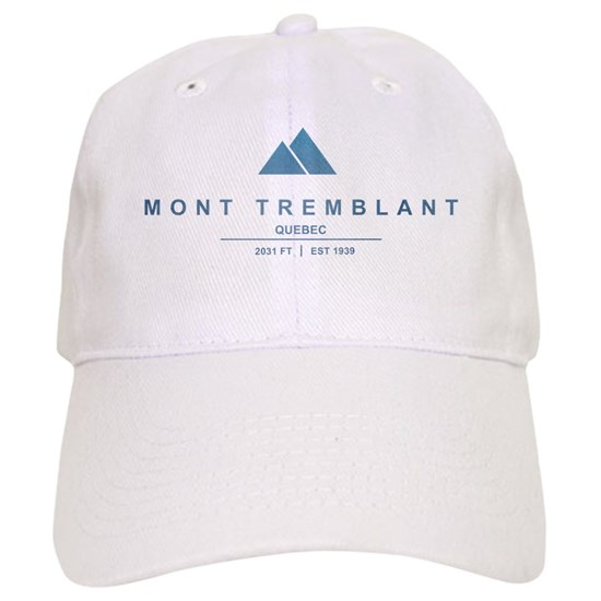 ac2123a8a576f8 Mont Tremblant Ski Resort Quebec Baseball Cap by Kyandii - CafePress