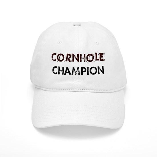 daae299bf9a6 Cornhole Champion Cap by CornholeShirts.com - CafePress