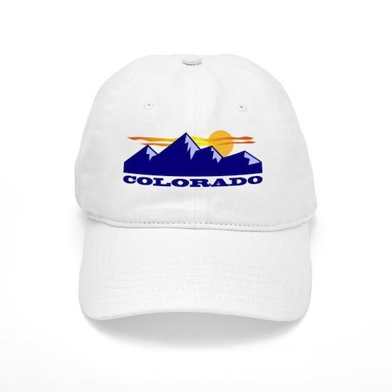 e4b0595f9fd27 Colorado Rocky Mountains Cap by Admin Store - CafePress