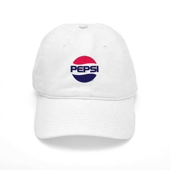 2116a183069b0 Pepsi Vintage Logo Cap by Pepsi - CafePress
