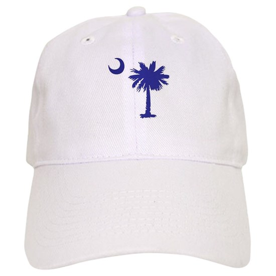 South Carolina Palm Tree State Flag