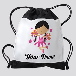 Cheerleading Personalized Cheerleader Drawstring B