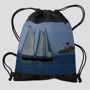 Point-Loma Drawstring Bag