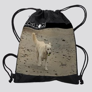 2017 Echo Dogs Calendar I Drawstring Bag