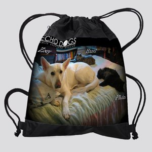 2017 Echo Dogs Calendar D Drawstring Bag