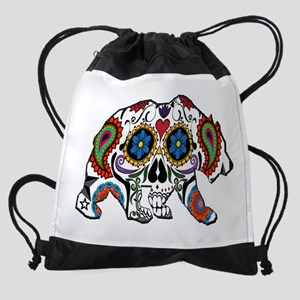SUGAR WALK Drawstring Bag
