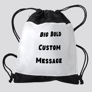 design Drawstring Bag