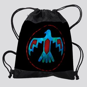 Thunderbird Drawstring Bag