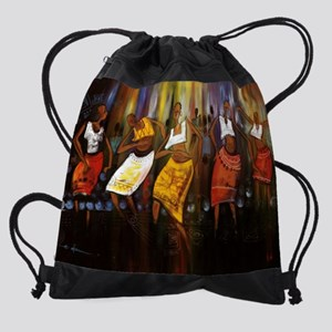 Imageblack Drawstring Bag