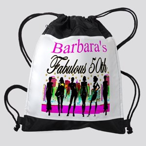 NEW YORK 50TH Drawstring Bag