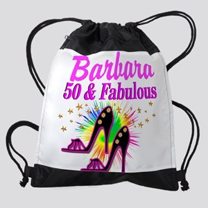 FANTASTIC 50TH Drawstring Bag