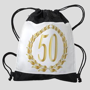 50th Anniversary Drawstring Bag