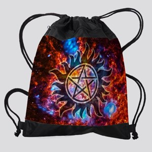 Supernatural Cosmos Drawstring Bag