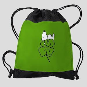Peanuts Woodstock Lucky Drawstring Bag