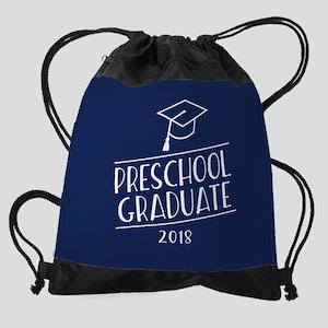 2018 Preschool Grad Drawstring Bag