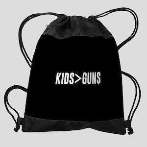 Kids>Guns Drawstring Bag
