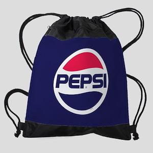 Pepsi 90s Logo Drawstring Bag