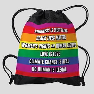 The Truth Drawstring Bag