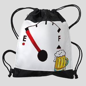 beer Drawstring Bag