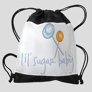 LilSugarBaby-10-BL Drawstring Bag