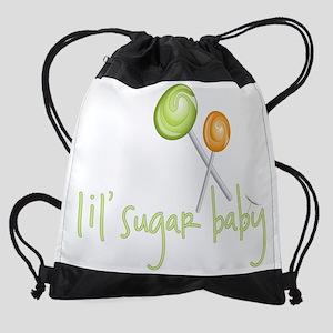 LilSugarBaby-10-GR Drawstring Bag