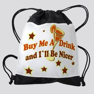 nicer2 Drawstring Bag