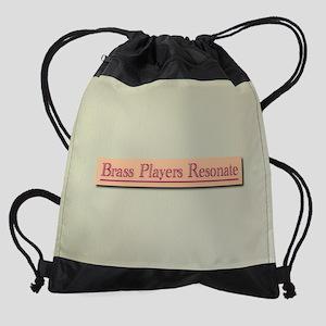Brass Players Resonate 12000x10000. Drawstring Bag