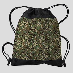 ARMY DIGI CAMO Drawstring Bag