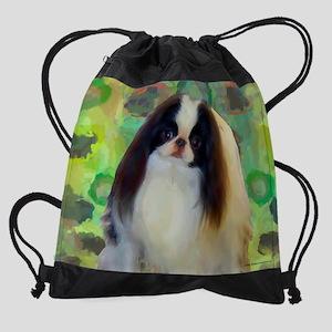 Chin-calender Drawstring Bag