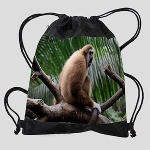 Gibbon Drawstring Bag