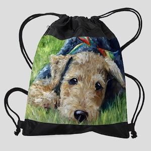 Lazy Drawstring Bag