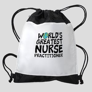 World's Greatest Nurse Practitioner Drawstring