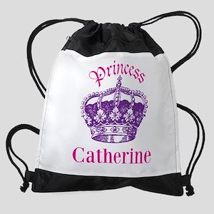 Princess (p) Drawstring Bag