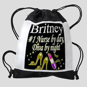 CHIC NURSE Drawstring Bag