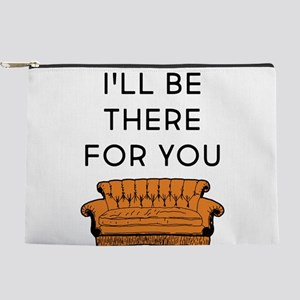 I'll Be There For You Makeup Bag
