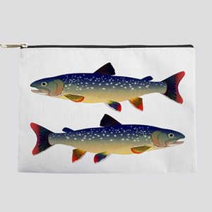 Dolly Varden Trout Makeup Bag