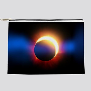 Solar Eclipse Makeup Pouch